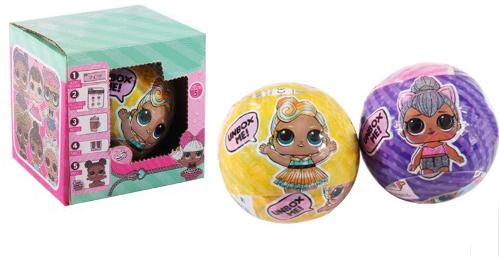 Кукла Лол Lol Hairgoals 1 и 2 волна оригинал купить